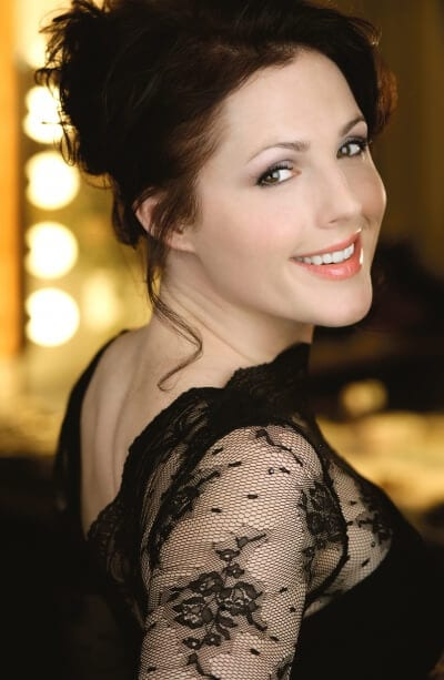 Leah Partridge American soprano