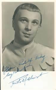 Rudolf Christ tenor 1916 -1982