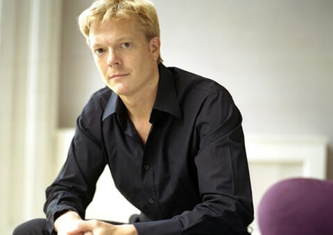 Toby Spence British-born tenor