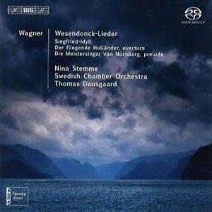 Nina Stemme med Wesendonck-lieder