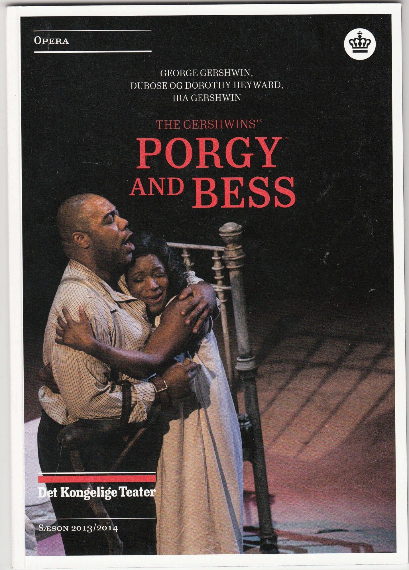Porgy och Bess 1935 synopsis