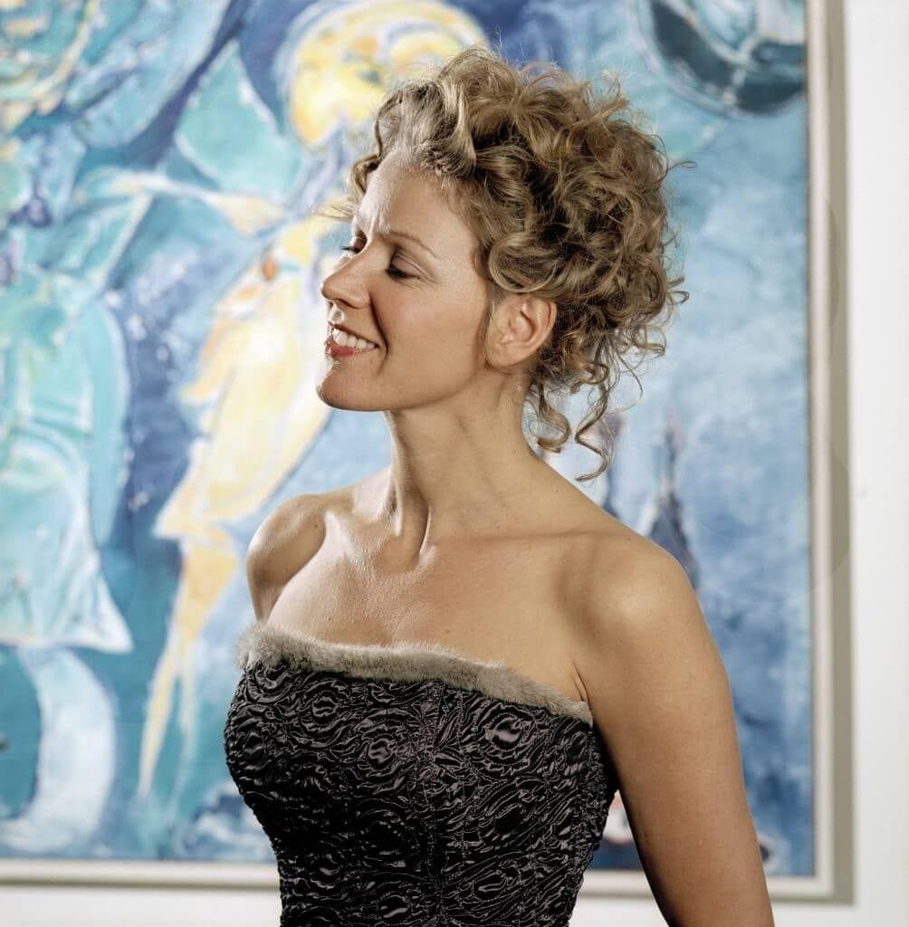 Henriette Bonde-Hansen dansk sopran
