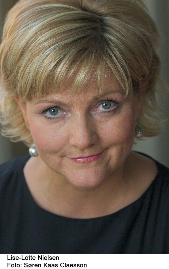 Lise-Lotte Nielsen dansk sopran