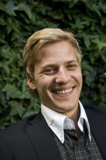 Josef Hamber svensk tenor