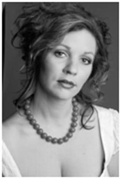 Matilda Wahlund sopran utbildad i Sverige och England