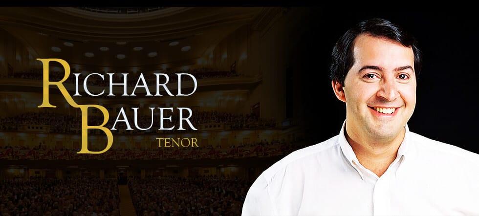 Richard Bauer Brazilian tenor