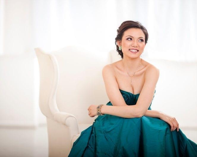 Lei Xu soprano from China