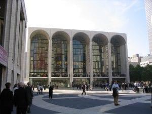 Metropolitan Opera avslutar nu säsongen 2019-20