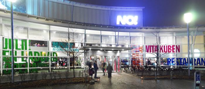 Umeå operastad med NorrlandsOperan