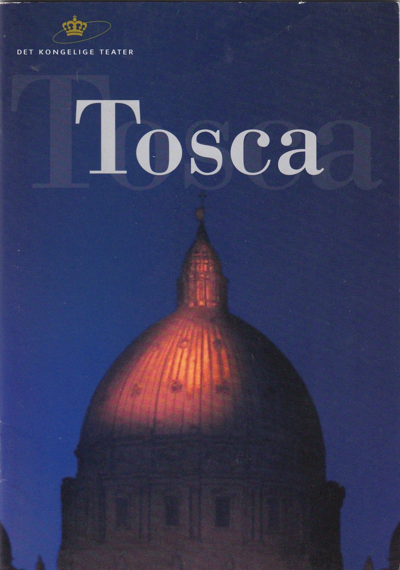 Tosca på Den Kongelige Opera Gamle scene