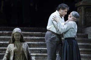 Cavalleria Rusticana på Det Kongelige Teater Operaen - synopsis