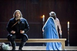 Parsifal Kungliga Operan synopsis