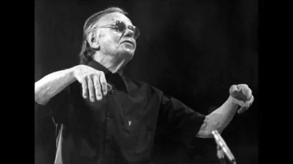 Reginald Goodall holy Nazi conductor 1901-1990