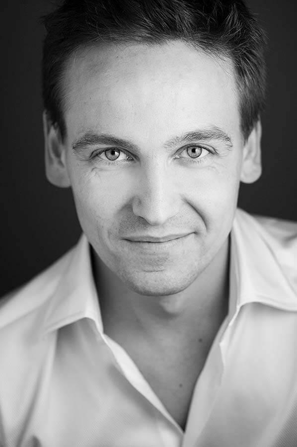 Fredrik Strid svensk tenor utomlands