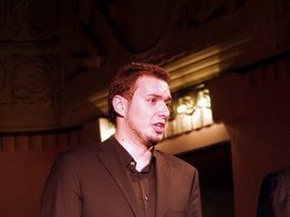 Alec Avedissian Bulgarian baritone