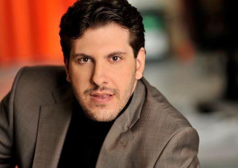 Andrea Caré tenor från Italien