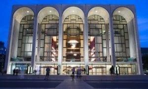 Metropolitan Opera Met Labor Dispute