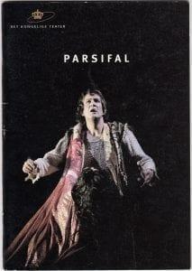 Parsifal at Danish Royal Opera Old Stage - synopsis