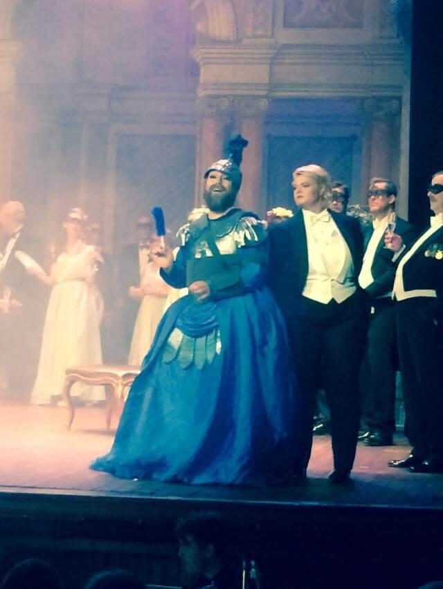 Läderlappen publiksuccé på Ystad Teater