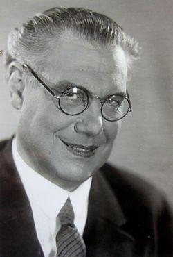 Martin Öhman svensk tenor sångpedagog 1887-1967