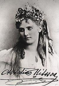 Kristina Nilsson sopran
