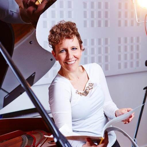 Julia Sporsén svensk sopran