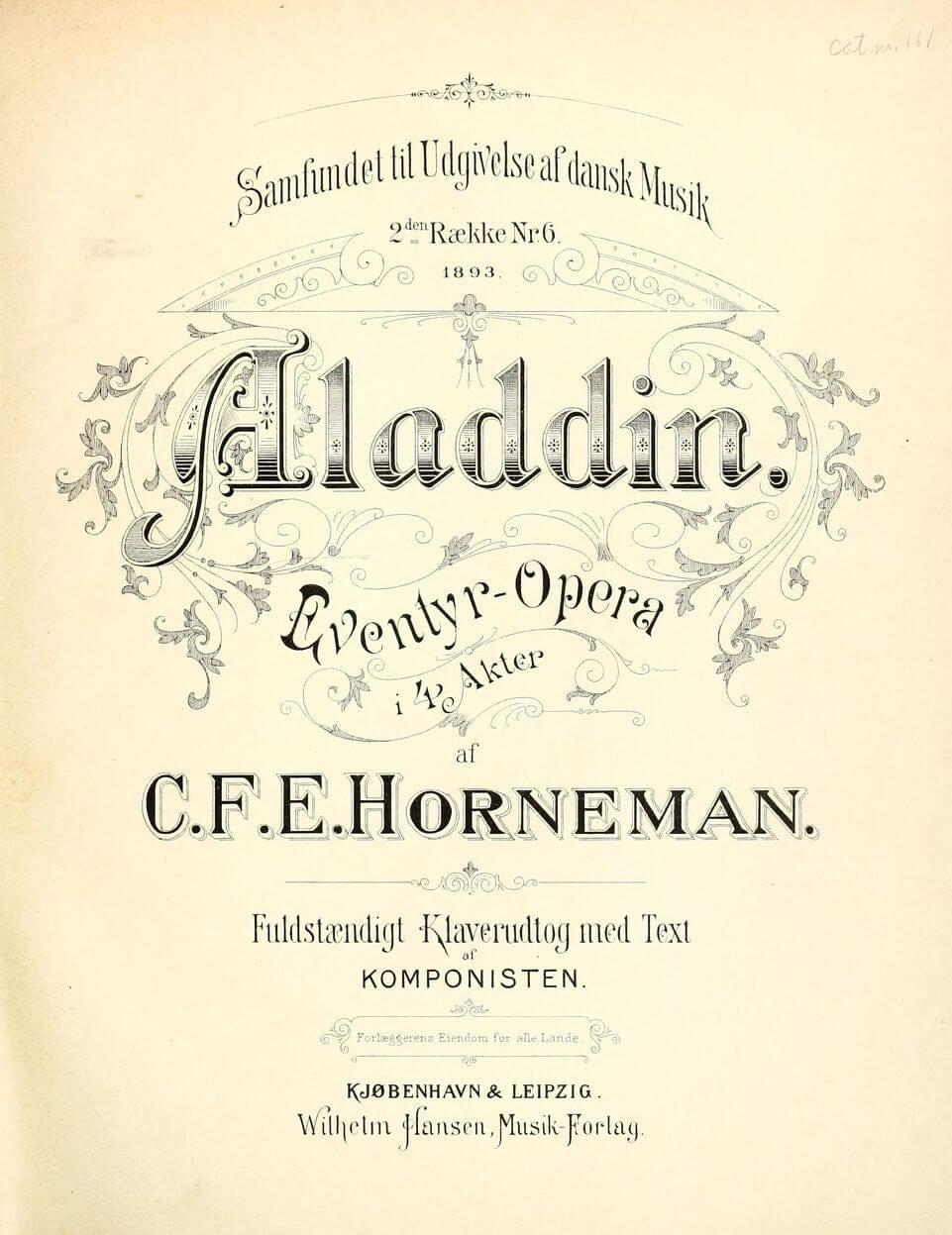 Dansk operahistoria 1789 –