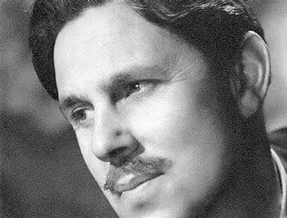 Alfred Deller British countertenor