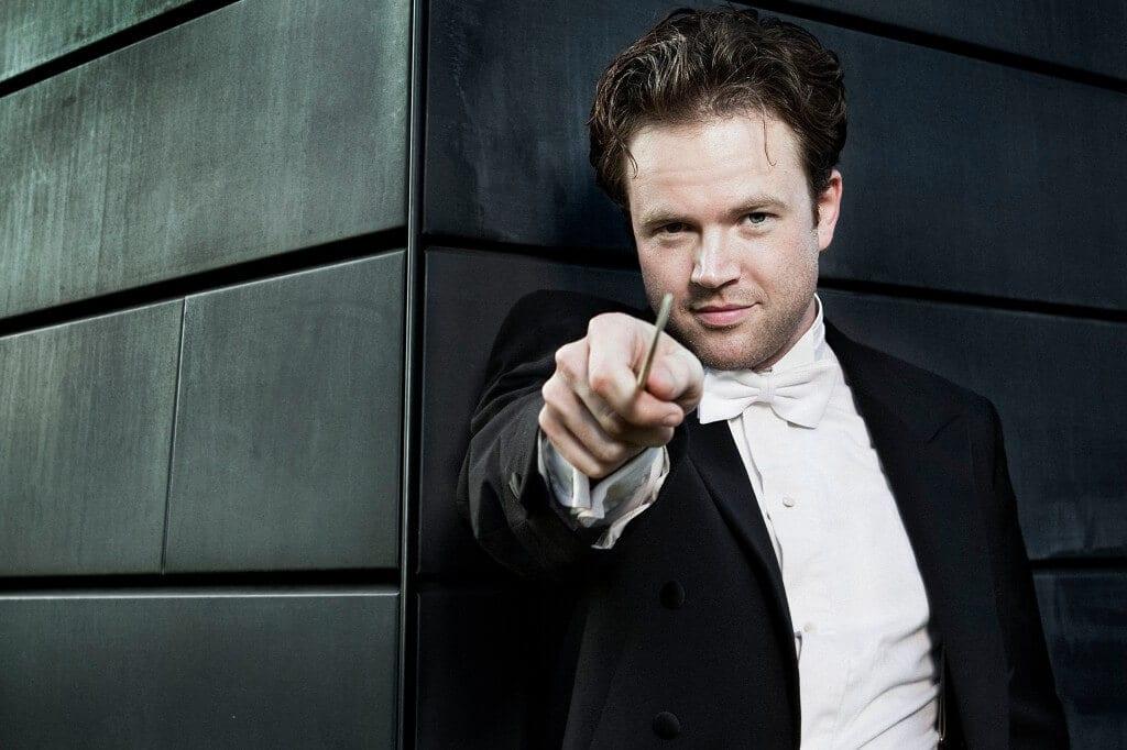 Christian Kluxen dirigent född 1981
