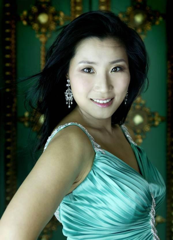 Hye Won Nam lyrische sopranistin von Korea