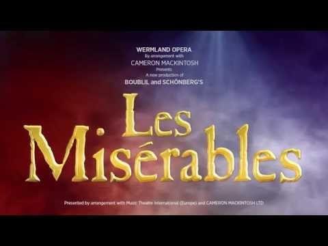 Les Miserables 2016 på Wermland Opera