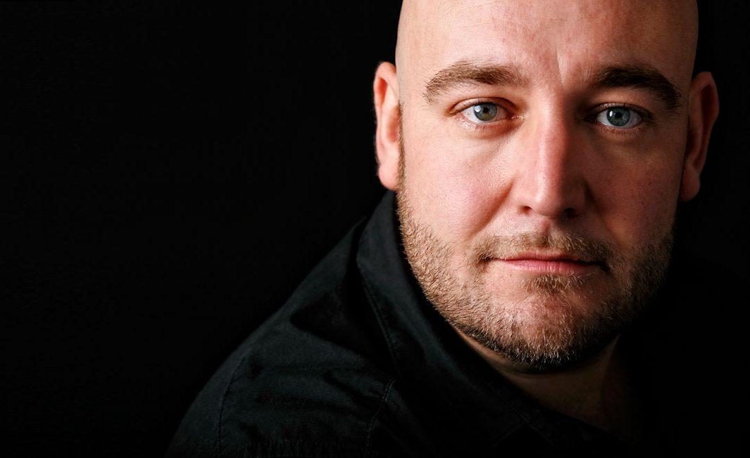Jeffrey Lloyd-Roberts tenor from Wales