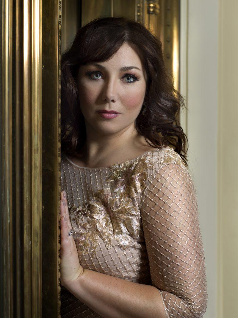 Jennifer Rowley American soprano