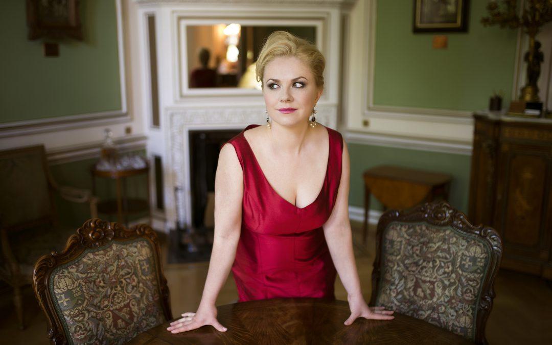 Sofia Fomina Russian soprano