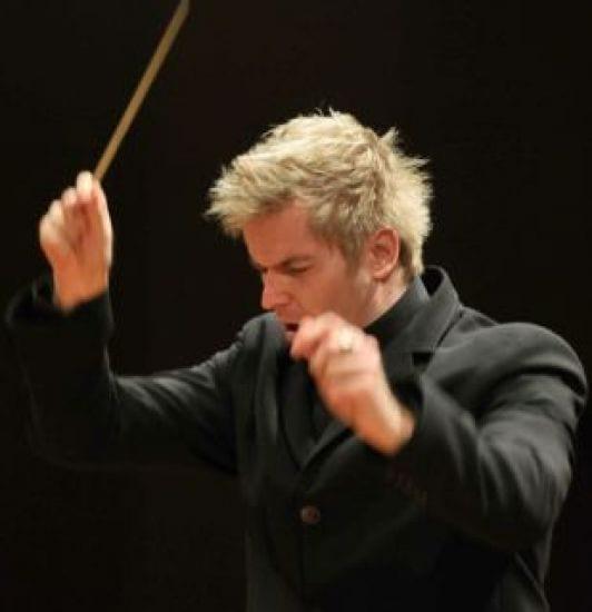 Dan Ettinger Israeli conductor born 1971