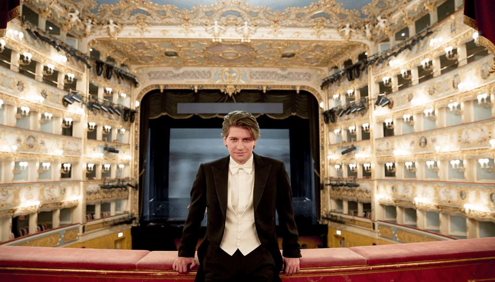 Daniele Rustioni Italian conductor born 1983