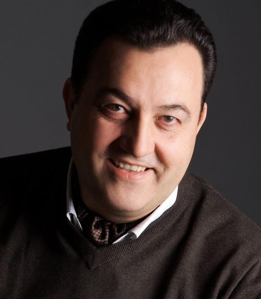 Renato Girolami Italian baritone