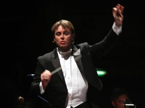 Michele Mariotti Italian conductor born 1979