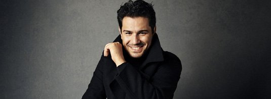 Saimir Pirgu tenor born in Albania