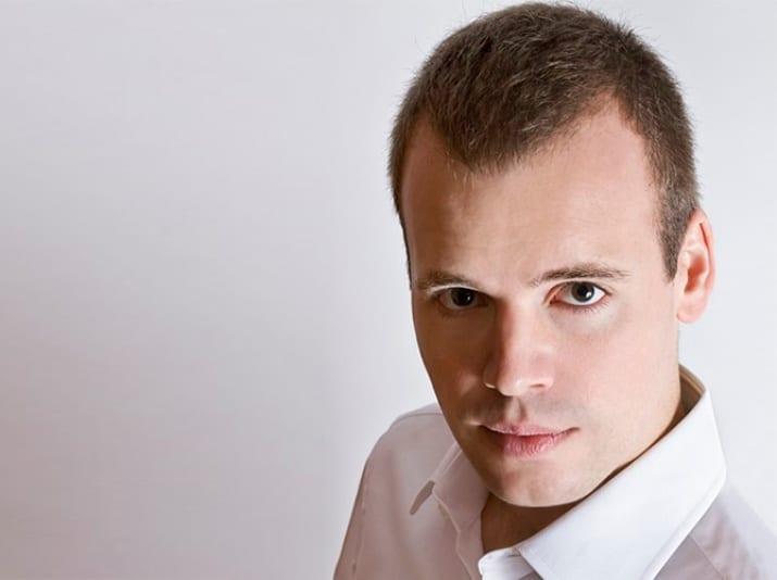 Marc Mauillon French baritone