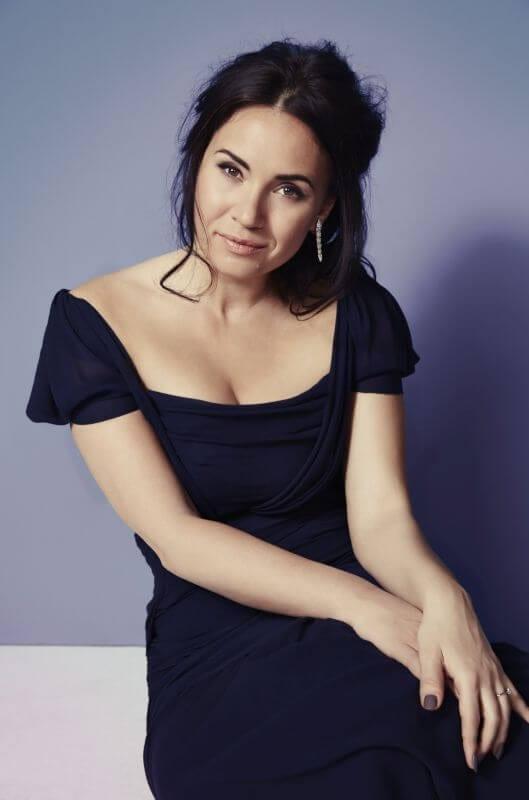 Sonya Yoncheva Bulgarian soprano