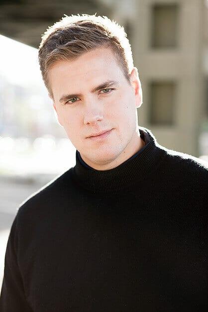 Mikael Onelius svensk tenor