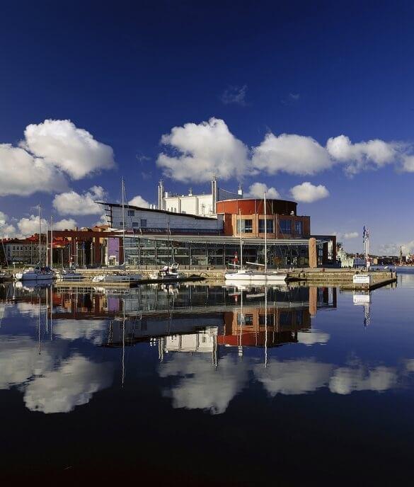 Alla föreställningar i augusti är inställda på GöteborgsOperan