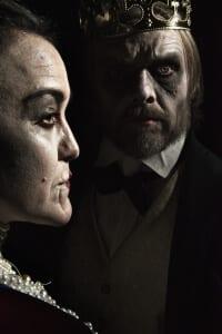 Hamlet in Absentia på Kronborgs slott