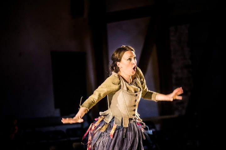 Skånska Operans version av Askungen 2016