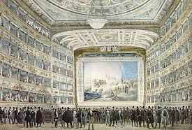 La Fenice i Venedig