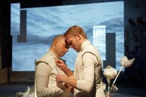 Dido och Aeneas från Röda Sten på dvd