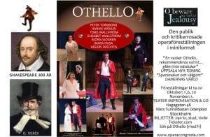 Othello med Opera con Grazia
