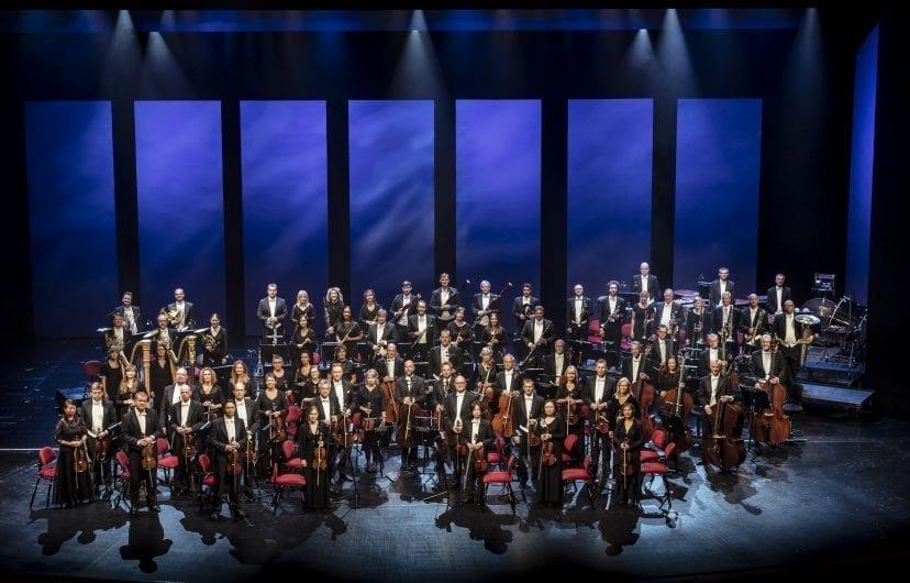 GöteborgsOperans Orkester - Fotograf: Mats Bäcker