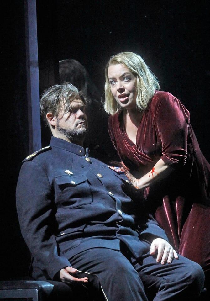 Tristan och Isolde till Folkets Hus och Parker